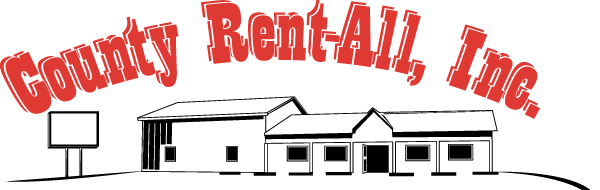 Welcome to County Rent-All