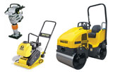 Compaction equipment rentals in Greensburg PA