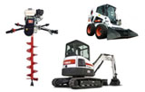 Earthmoving equipment rentals in Greensburg PA