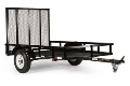 Where to rent TRAILER, 5  X  8  SINGLE AXLE in Greensburg PA