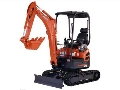 Where to rent EXCAVATOR, KUBOTA U15 in Greensburg PA