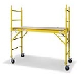Where to rent SCAFFOLD, ADJUSTABLE W WHEELS in Greensburg PA