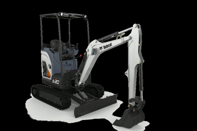 Where to find EXCAVATOR, BOBCAT E20 in Greensburg