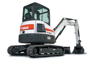 Where to find EXCAVATOR, BOBCAT E35 in Greensburg